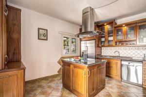 Villa Montaña la Data, Horské chaty  Salobre - big - 56