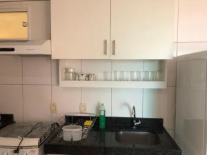 Portal Meireles 402, Апартаменты  Форталеза - big - 5