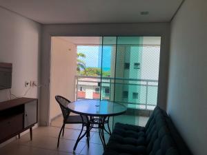 Portal Meireles 402, Апартаменты  Форталеза - big - 3