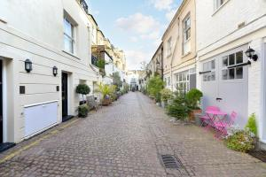 London Lifestyle Apartments - South Kensington - Mews, Apartmanok  London - big - 9