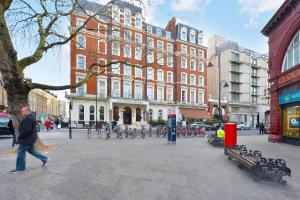 London Lifestyle Apartments - South Kensington - Mews, Apartmanok  London - big - 3