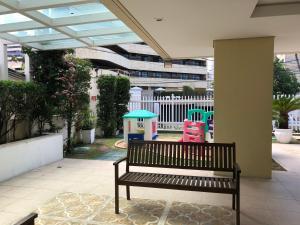 Portal Meireles 402, Апартаменты  Форталеза - big - 17