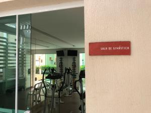 Portal Meireles 402, Апартаменты  Форталеза - big - 9