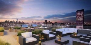 Times Square Lux Highrise, Apartmány  New York - big - 21