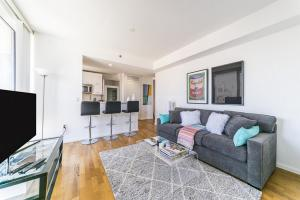 Times Square Lux Highrise, Apartmány  New York - big - 6