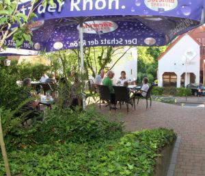 Hotel Landgasthof Kramer, Hotely  Eichenzell - big - 42
