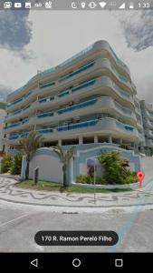alto luxo 4 suítes churrasqueira fte ao mar, Ferienwohnungen  Cabo Frio - big - 26