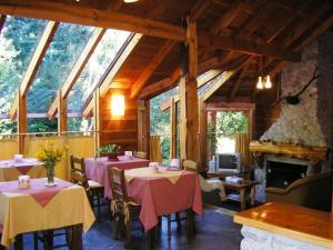 Hostería Cohuel, Gasthäuser  Villa La Angostura - big - 38