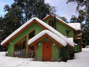 Hostería Cohuel, Inns  Villa La Angostura - big - 41