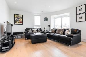 obrázek - Cool 2 bed/2 bath in Clapham with London views