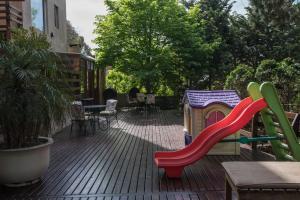 My Pinamar Departamentos, Apartmány  Ostende - big - 14