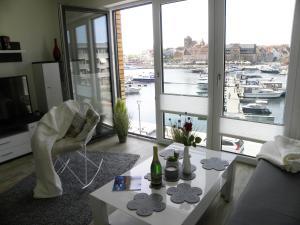obrázek - Müritzstern in der Hafenresidenz
