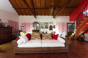 Vava's Villa in Countryside, Case vacanze  Alcobaça - big - 5