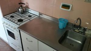 Alojamientos Etchart, Apartmány  Mar del Plata - big - 7