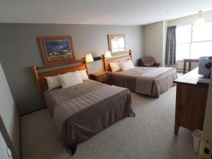 Apex Mountain Inn Suite 323-324 Condo, Ferienwohnungen  Apex Mountain - big - 19