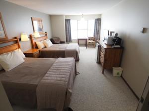 Apex Mountain Inn Suite 323-324 Condo, Ferienwohnungen  Apex Mountain - big - 22