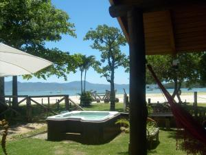 Tranquilidade Frente ao mar, Nyaralók  Porto Belo - big - 2