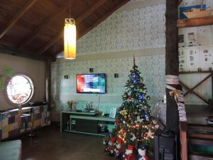 Tranquilidade Frente ao mar, Holiday homes  Porto Belo - big - 6
