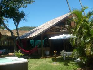 Tranquilidade Frente ao mar, Holiday homes  Porto Belo - big - 1