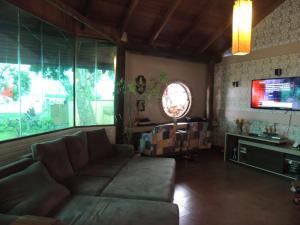 Tranquilidade Frente ao mar, Holiday homes  Porto Belo - big - 10