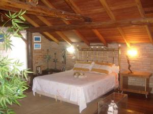 Tranquilidade Frente ao mar, Holiday homes  Porto Belo - big - 11
