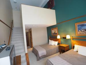 Apex Mountain Inn Suite 401-402 Condo, Apartments  Apex Mountain - big - 1