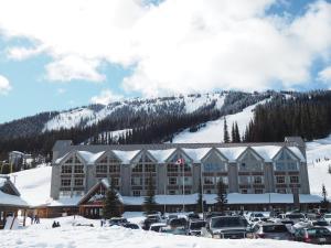 Apex Mountain Inn Suite 305-306 Condo, Apartmány  Apex Mountain - big - 9