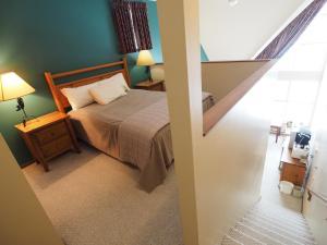 Apex Mountain Inn Suite 401-402 Condo, Apartments  Apex Mountain - big - 11