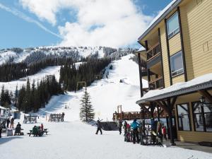 Apex Mountain Inn Suite 401-402 Condo, Apartments  Apex Mountain - big - 14