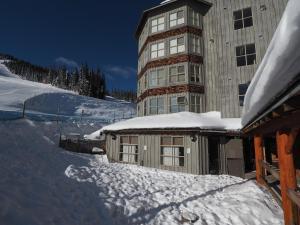 Apex Mountain Inn Suite 401-402 Condo, Apartments  Apex Mountain - big - 21