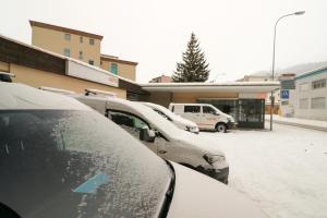 Talstrasse 24 - Buff, Apartments  Davos - big - 14