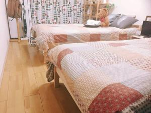 Onehome Inn Apartment shinjuku LcN.5, Apartmány  Tokio - big - 14