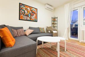 Belgrade Center Apartment, Apartmanok  Belgrád - big - 21