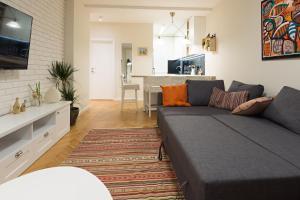 Belgrade Center Apartment, Apartmanok  Belgrád - big - 15