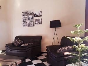 appartement haussmannien centre ville Casablanca, Apartmány  Casablanca - big - 13