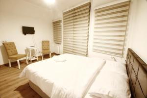 Berhan Aparts, Apartmánové hotely  Istanbul - big - 11
