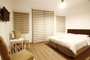 Berhan Aparts, Apartmánové hotely  Istanbul - big - 12