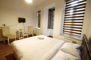 Berhan Aparts, Apartmánové hotely  Istanbul - big - 13
