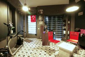 Berhan Aparts, Apartmánové hotely  Istanbul - big - 19