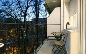 Belgrade Center Apartment, Apartmanok  Belgrád - big - 23