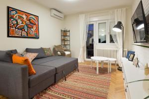 Belgrade Center Apartment, Apartmanok  Belgrád - big - 27