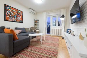 Belgrade Center Apartment, Apartmanok  Belgrád - big - 17