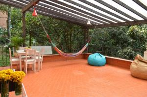 Happy Hostal, Penziony  Medellín - big - 36