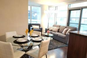 Premium Suites - Furnished Apartments Downtown Toronto, Apartmanok  Toronto - big - 23
