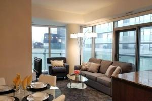 Premium Suites - Furnished Apartments Downtown Toronto, Apartmány  Toronto - big - 22