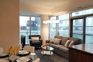 Premium Suites - Furnished Apartments Downtown Toronto, Apartmanok  Toronto - big - 22