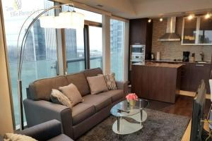 Premium Suites - Furnished Apartments Downtown Toronto, Apartmány  Toronto - big - 12