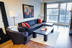 Riverfront by Urban Suites, Apartments  Calgary - big - 4