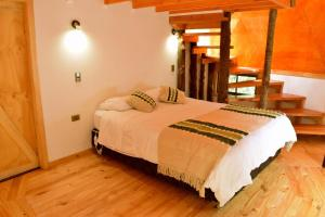 Llaimadomo Lodge, Chaty  Melipeuco - big - 48