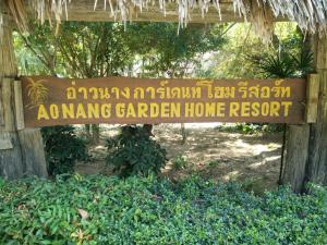 Ao Nang Garden Home Resort